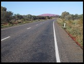 Digital photo titled ayers-rock-road