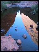 Digital photo titled olgas-reflection