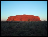 Digital photo titled ayers-rock-classic