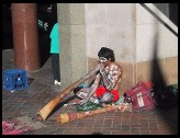 Digital photo titled street-performer