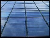 Digital photo titled glass-building
