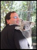 Digital photo titled philip-holding-koala-2