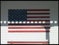 Digital photo titled american-flag