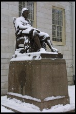 Digital photo titled john-harvard-statue