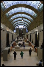 Digital photo titled orsay-main-hall-vertical