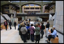 Digital photo titled orsay-tour-group