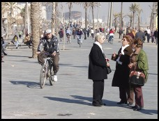 Digital photo titled barcelona-boardwalk