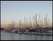Digital photo titled barcelona-yacht-club
