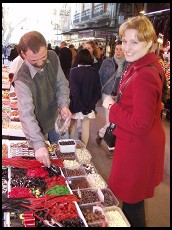 Digital photo titled boqueria-eve-buying-candy