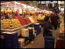 Digital photo titled boqueria-fruit