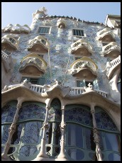 Digital photo titled casa-batllo-vertical-wide-by-day