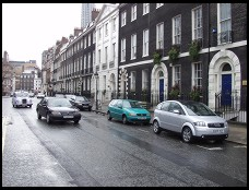 Digital photo titled bedford-square-street