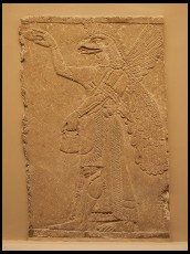 Digital photo titled british-museum-assyrian-relief