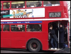 Digital photo titled london-bus-blues