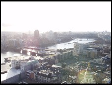 Digital photo titled olympus-flare-test-over-london