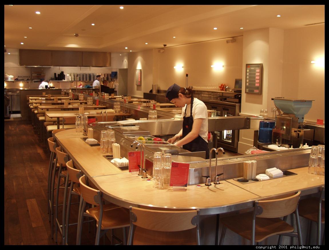 Digital Restaurant London
