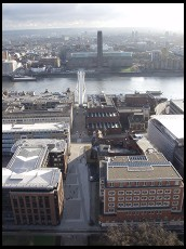 Digital photo titled tate-modern-from-top-of-st-pauls