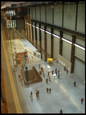 Digital photo titled tate-modern-lobby-from-above