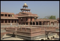 Digital photo titled fatehpur-sikri-panch-mahal
