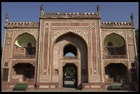 Digital photo titled itimad-ud-daulah-tomb-entrance-gate