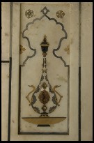 Digital photo titled itimad-ud-daulah-tomb-inlaid-vase