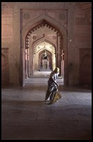 Digital photo titled jami-masjid-sweeper