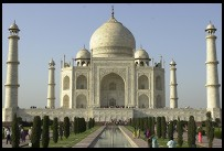 Digital photo titled taj-mahal-90-minutes-before-sunset