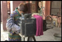 Digital photo titled passport-photographer-on-chandni-chowk