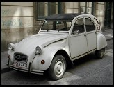 Digital photo titled citroen-2CV