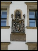 Digital photo titled judenplatz-expulsion-of-1421-inscription