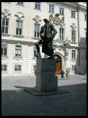 Digital photo titled judenplatz-lessing-statue