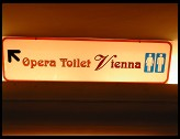 Digital photo titled opera-toilet-sign
