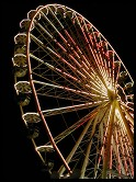 Digital photo titled volksprater-funfair-modern-ferris-wheel