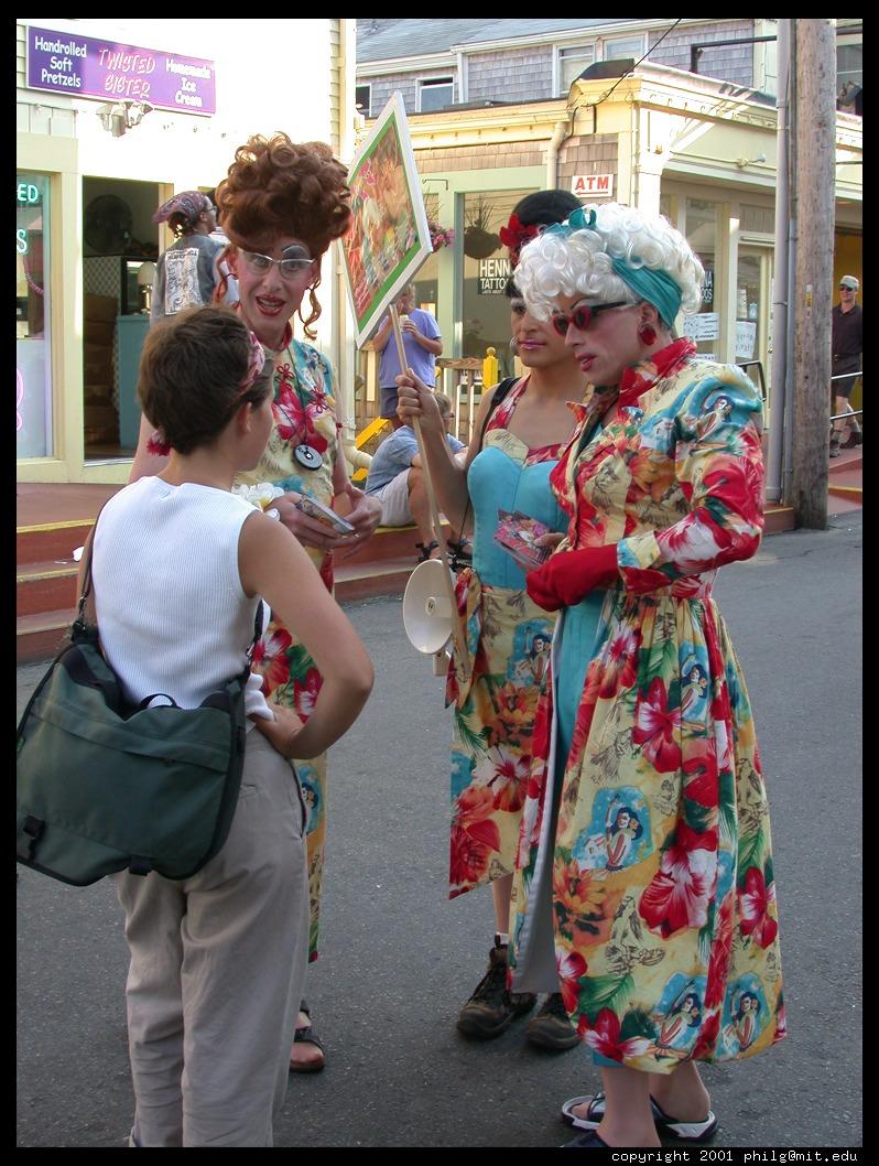 Provincetown Drag Queens Half
