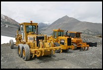 Digital photo titled columbia-icefields-earthmovers
