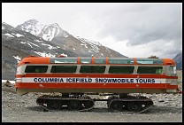 Digital photo titled columbia-icefields-old-snocoach
