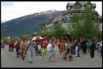 Digital photo titled jasper-canada-day-parade-13