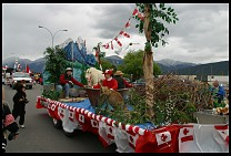 Digital photo titled jasper-canada-day-parade-8