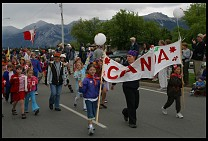 Digital photo titled jasper-canada-day-parade-9
