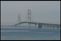 Digital photo titled mackinac-straits-bridge-horizontal