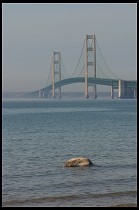 Digital photo titled mackinac-straits-bridge-vertical