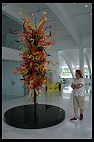 Digital photo titled dale-chihuly-orange-hair-1