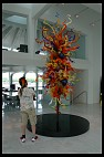 Digital photo titled dale-chihuly-orange-hair-2