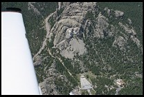 Digital photo titled rushmore-aerial-2