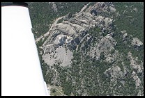 Digital photo titled rushmore-aerial-3