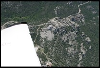 Digital photo titled rushmore-aerial-4