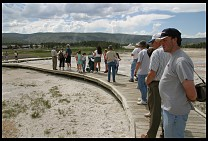 Digital photo titled geyser-spectators-1
