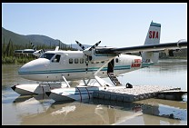 Digital photo titled vf-dock-twin-otter-2