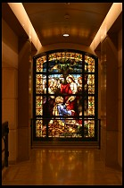 Digital photo titled cathedral-stained-glass-4