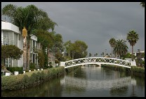 Digital photo titled venice-beach-canals-1